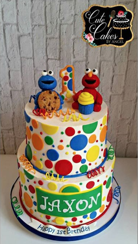 sesame street birthday cake 11 adorable sesame birthday cakes find your cake 7300