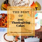 2017 Thanksgiving Cakes