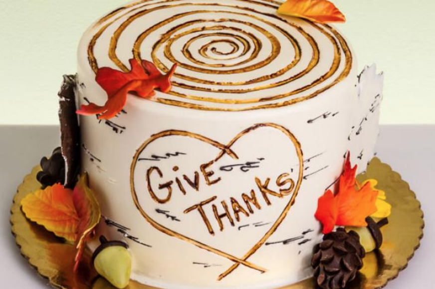 Give Thanks Cake