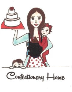 Confectionary Home Logo