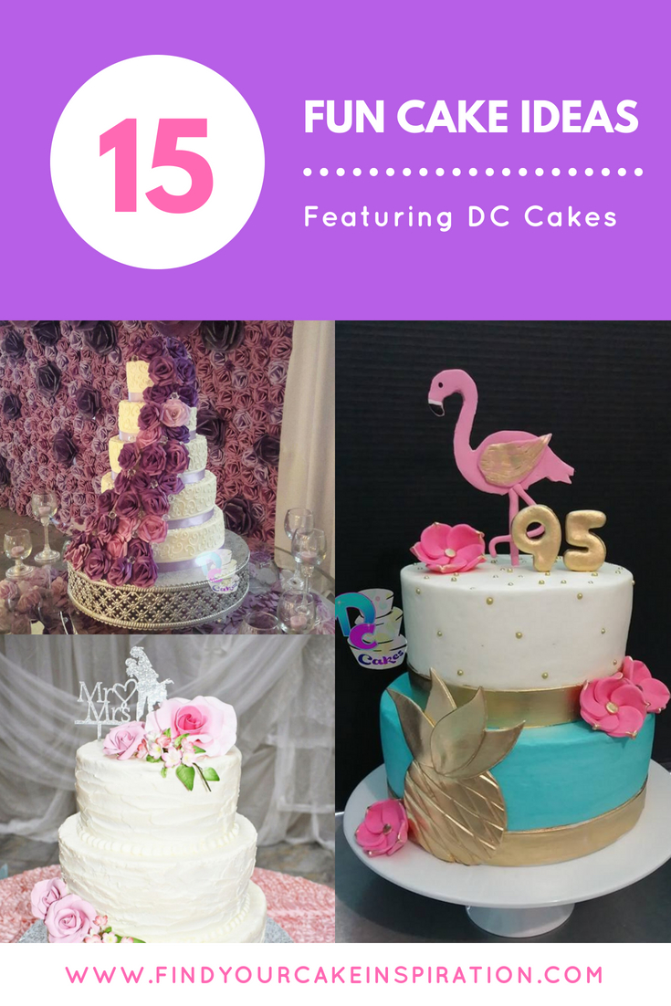 DC Cakes Submission Collage
