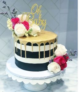 Pin on Easy cake decorating