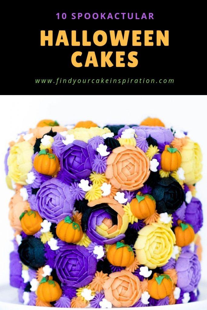 10 Spooktacular Halloween Cakes