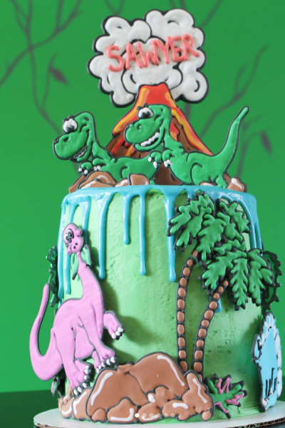 10 Creative Cake Ideas by Piped And Frosted