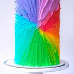 20 Gorgeous Buttercream Painted Cakes