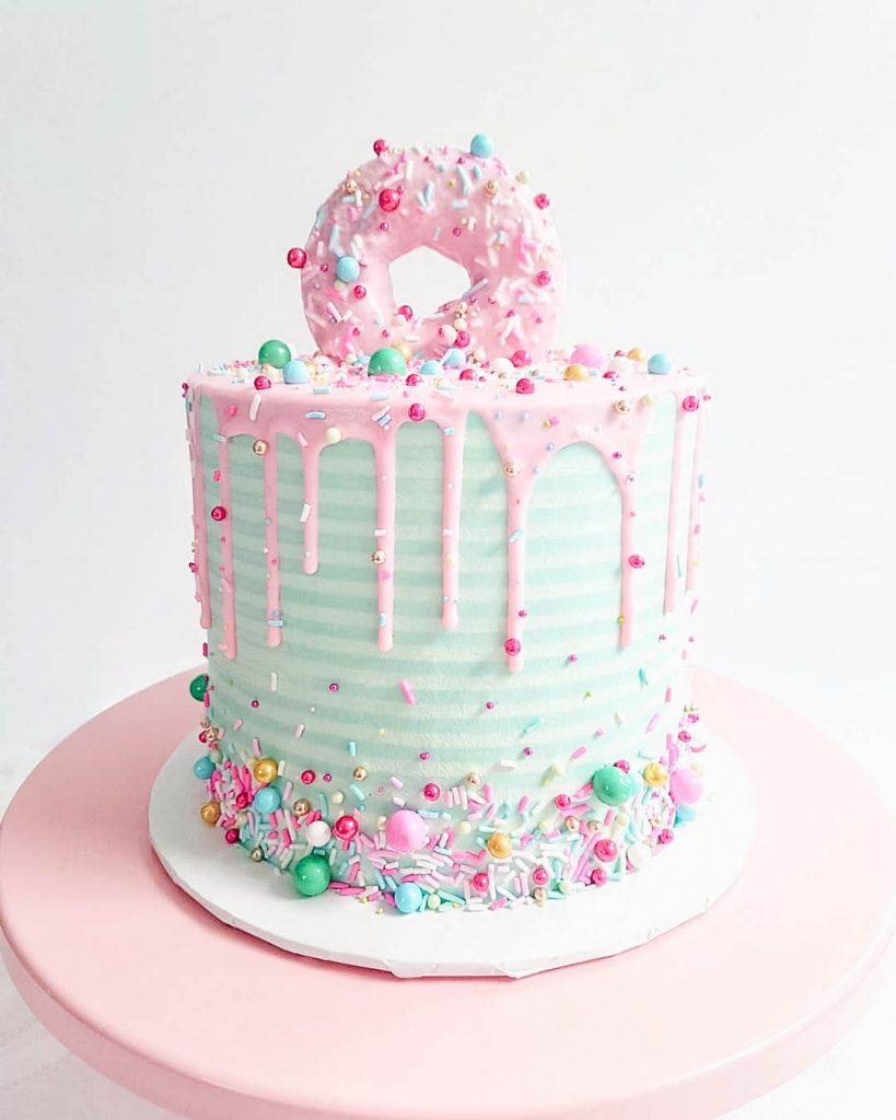 2nd Anniversary Cake