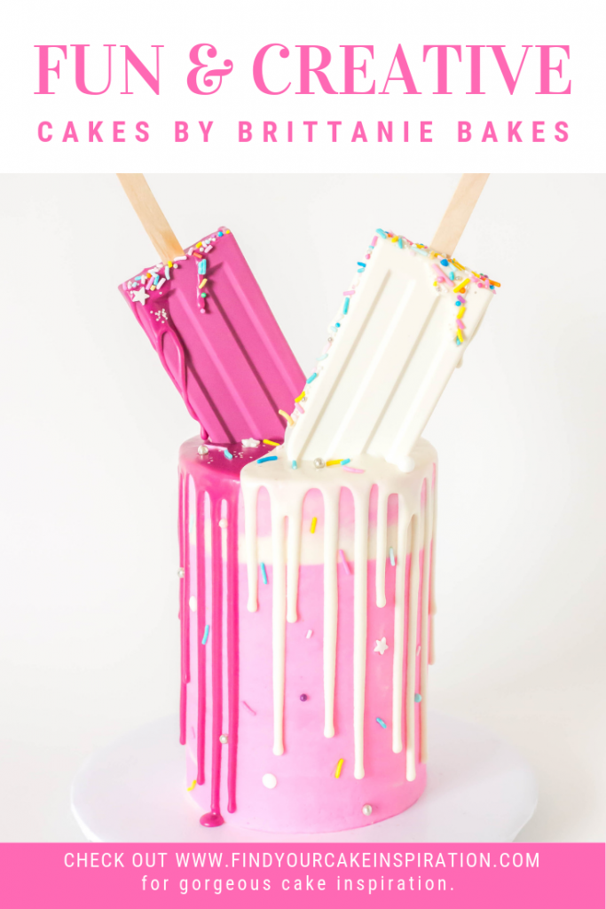 Find Your Cake Inspiration's June Cake Decorator Spotlight