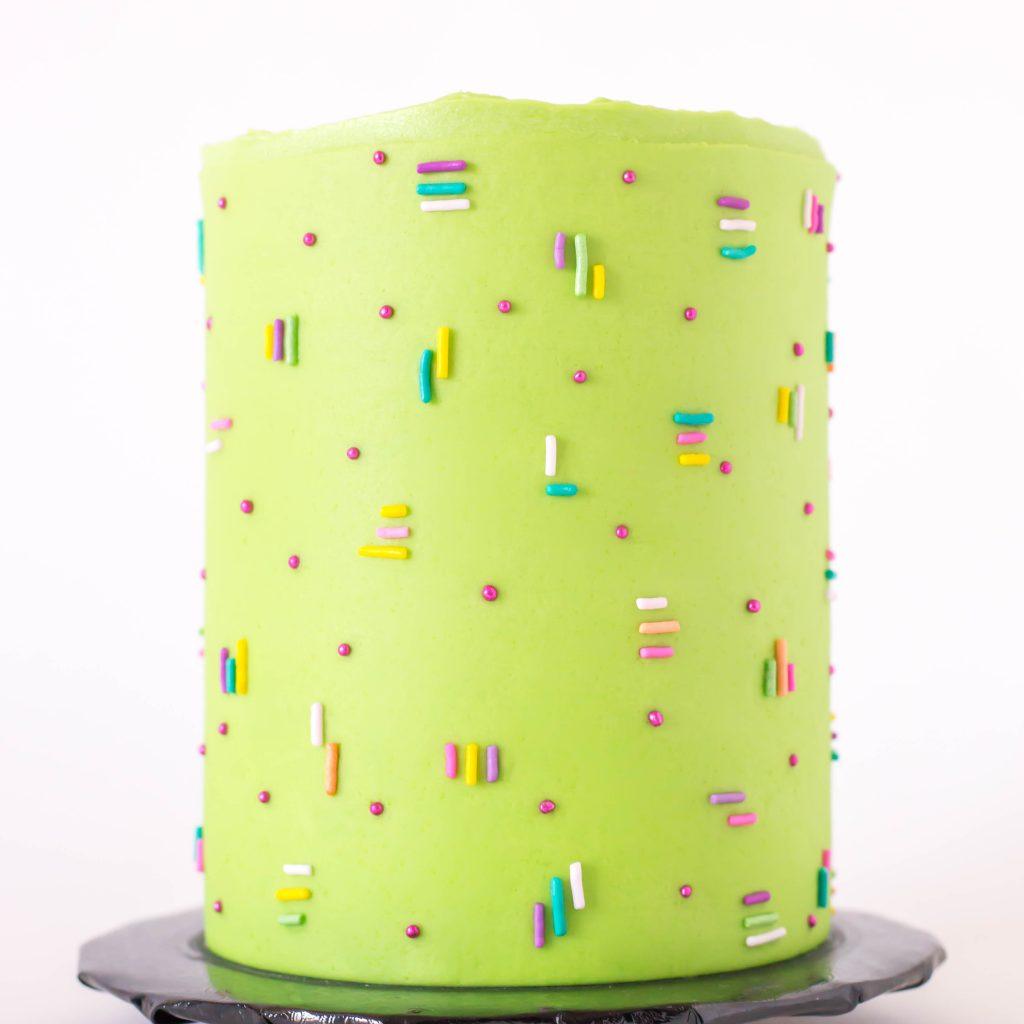 Cactus Vibe Cake