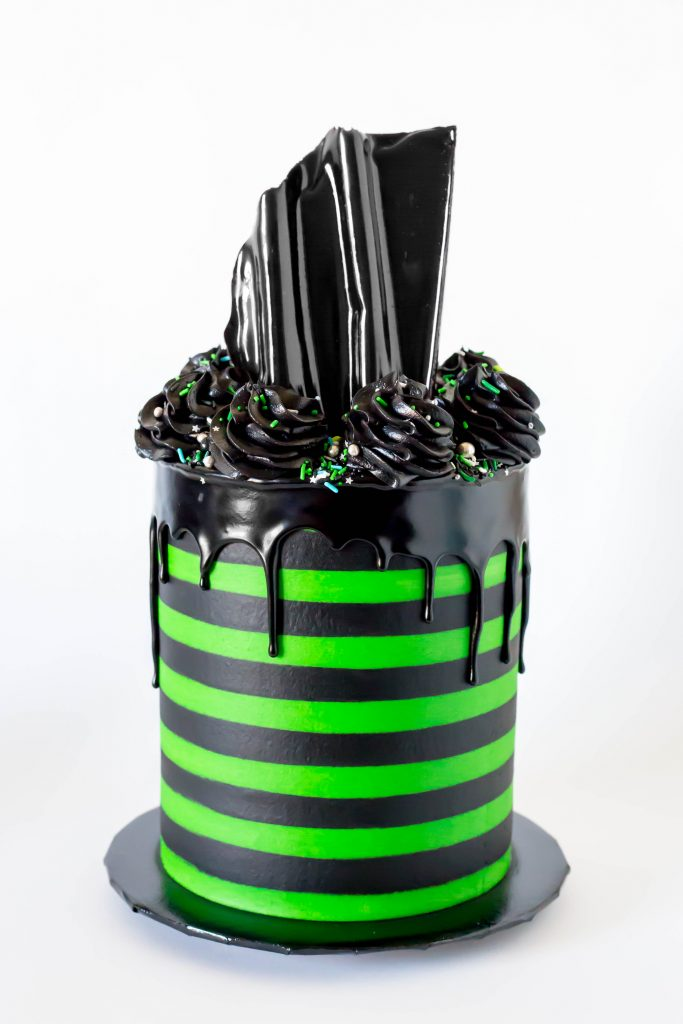 Wicked Witch Cake