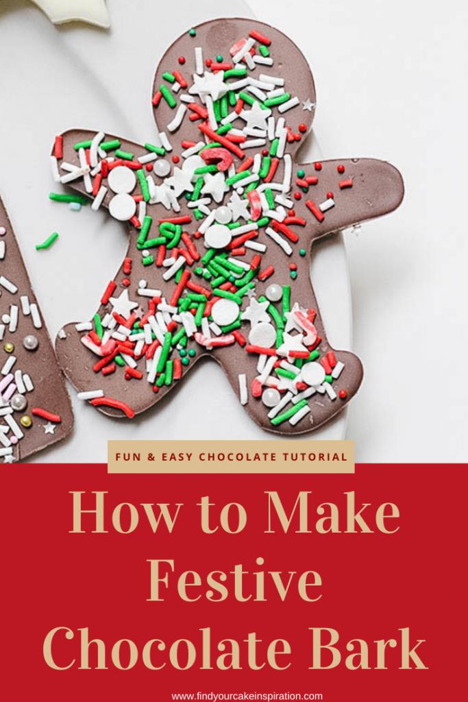 How to Make Festive Chocolate Bark