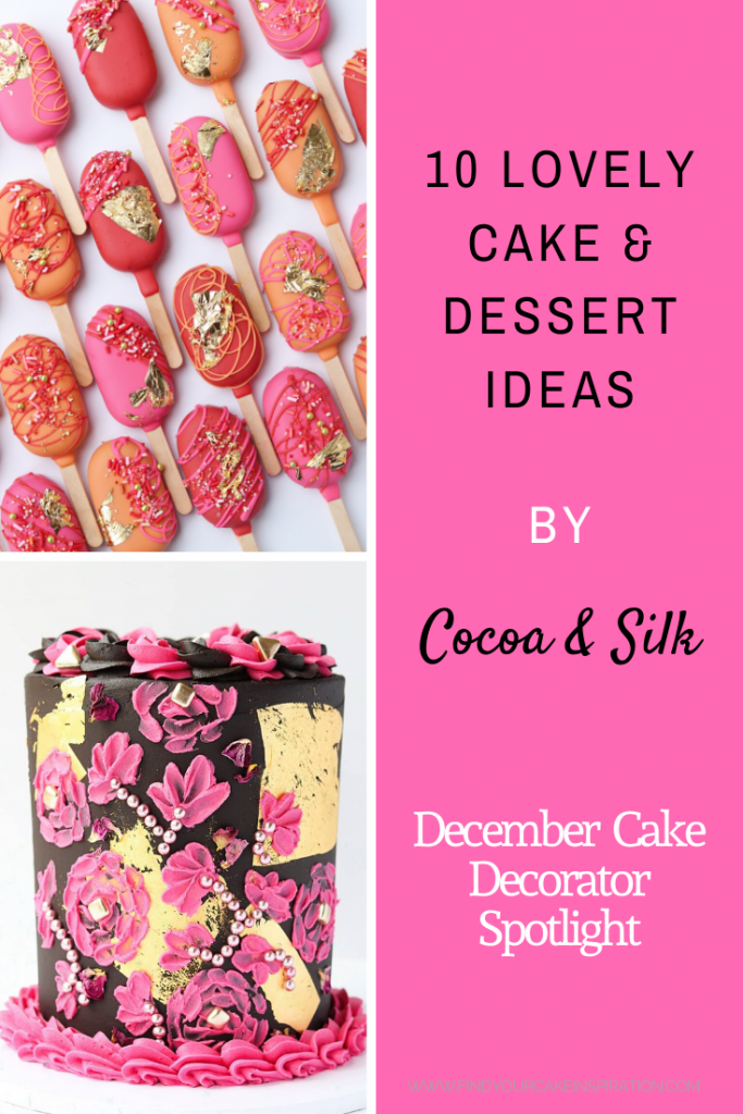 10 Lovely Cake & Dessert Ideas
