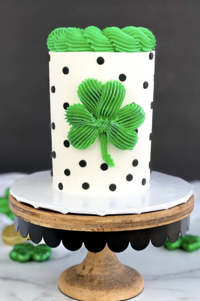 Fine Shamrock Archives Find Your Cake Inspiration Birthday Cards Printable Trancafe Filternl