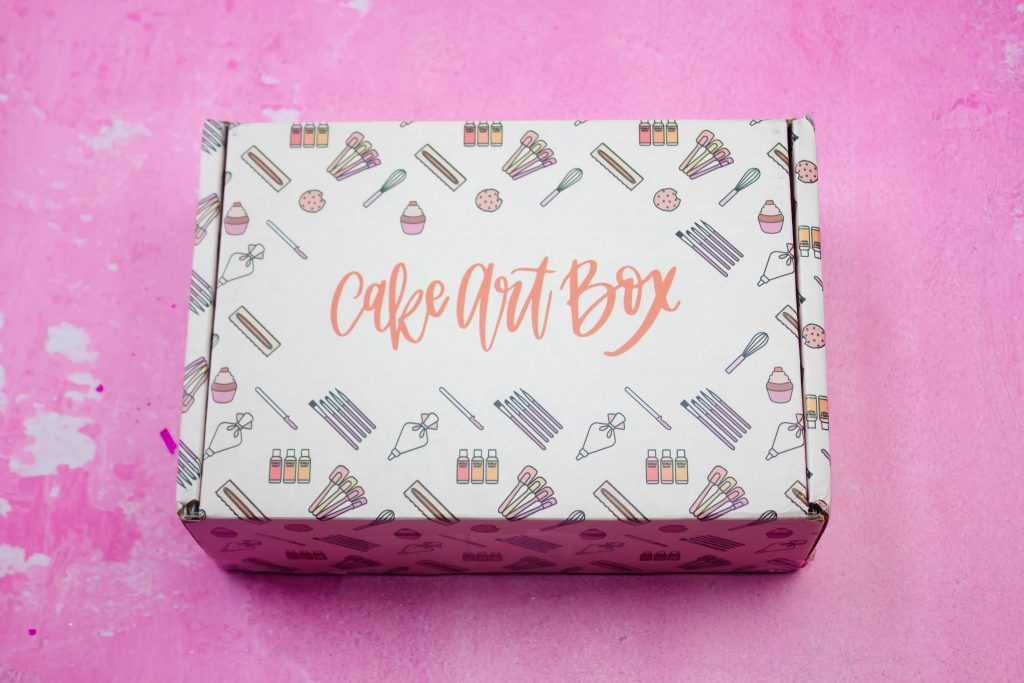 Picture of Cake Art Box