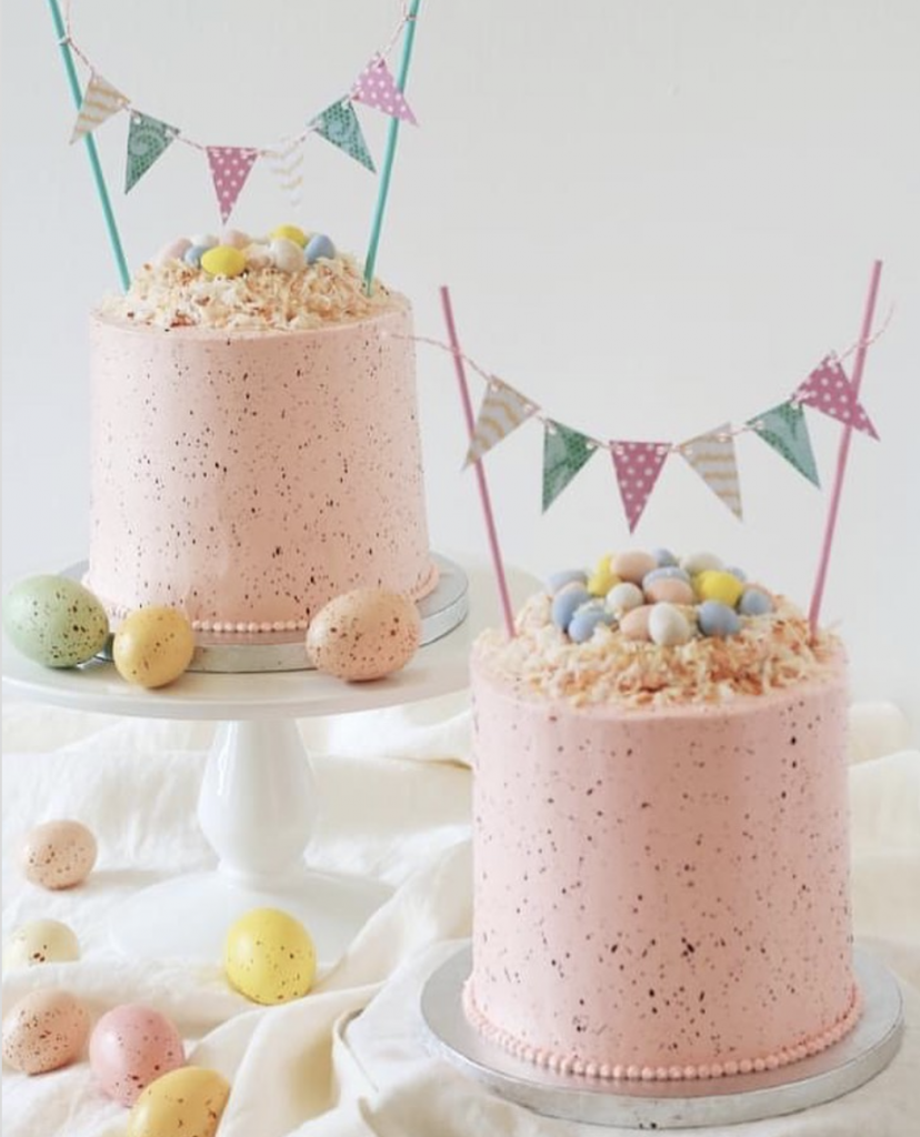 Perfect Easter Cakes
