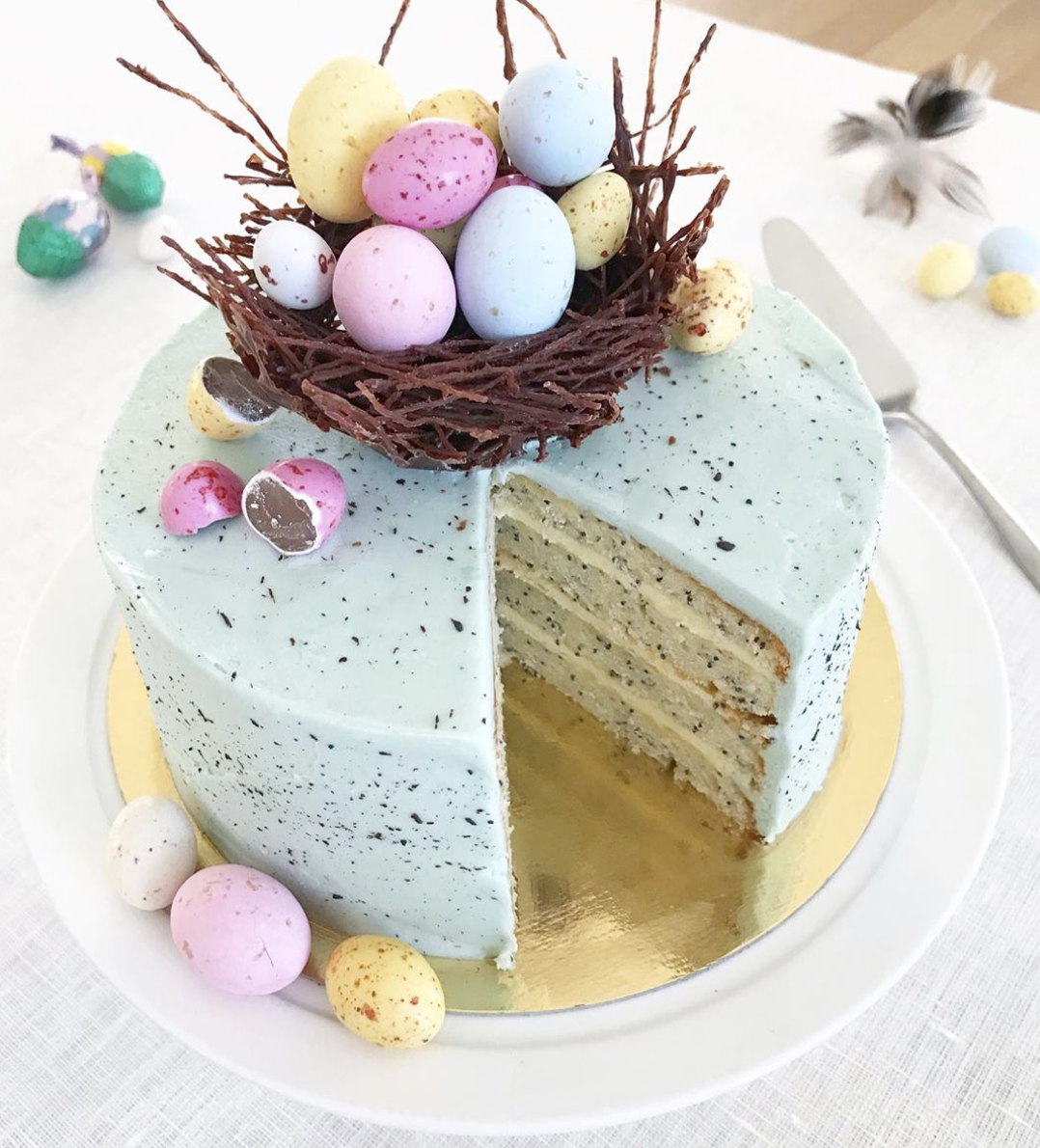 10 Beautiful Easter Cakes Find Your Cake Inspiration
