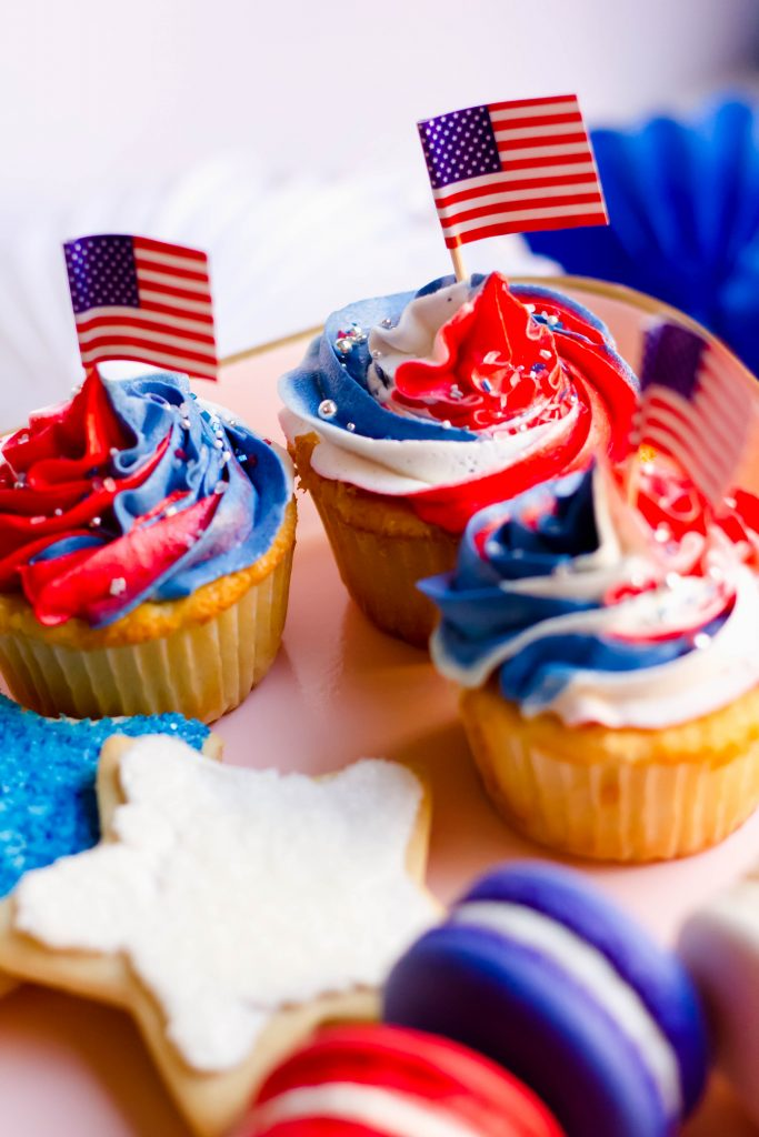 4th of July Desserts and Treats