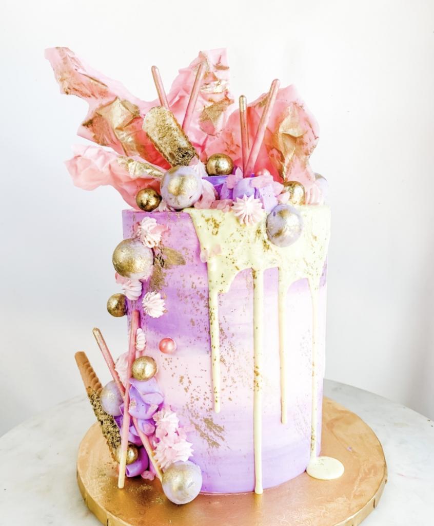 Tall & Fabulous Cake