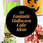 20 Fantastic Halloween Cake Ideas You Will Like