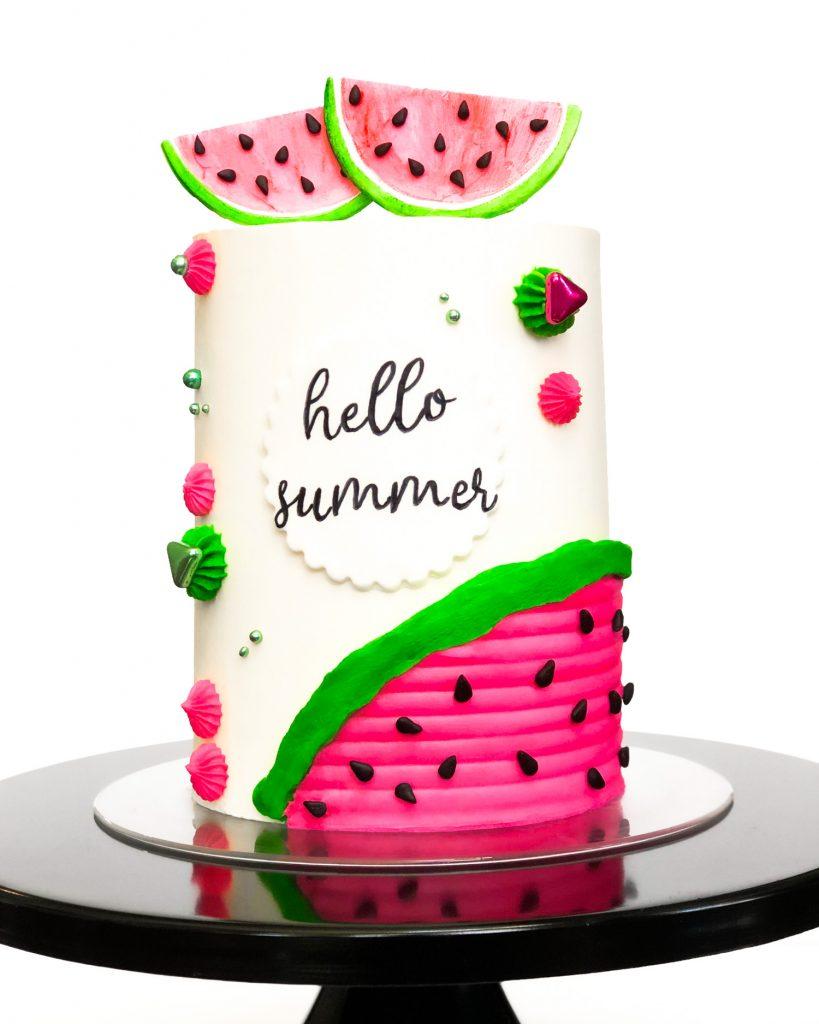 Hello Summer Cake