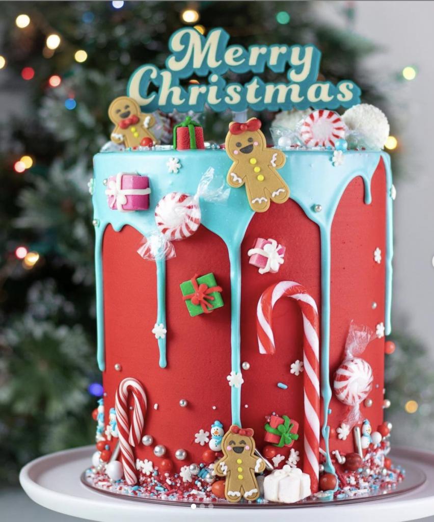 Ultimate Christmas Cake