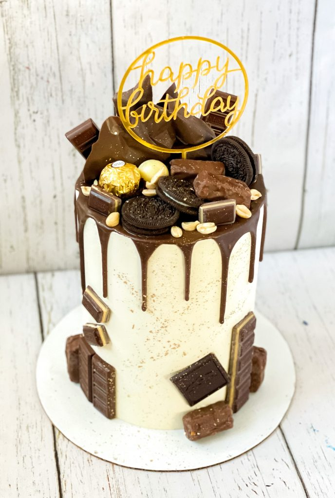 Overload Chocolate Cake