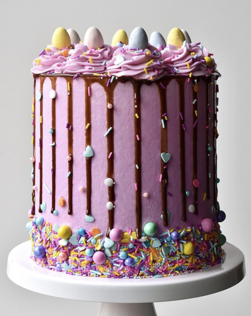 Easter Party Cake