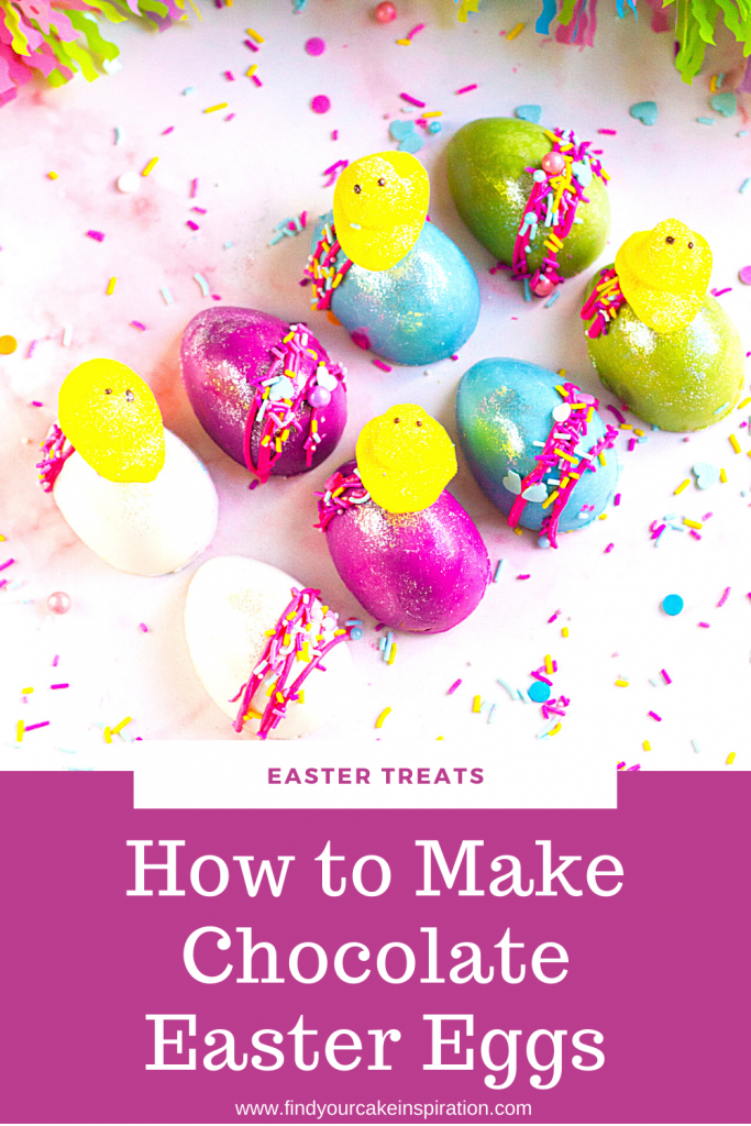 How To Make Chocolate Easter Eggs