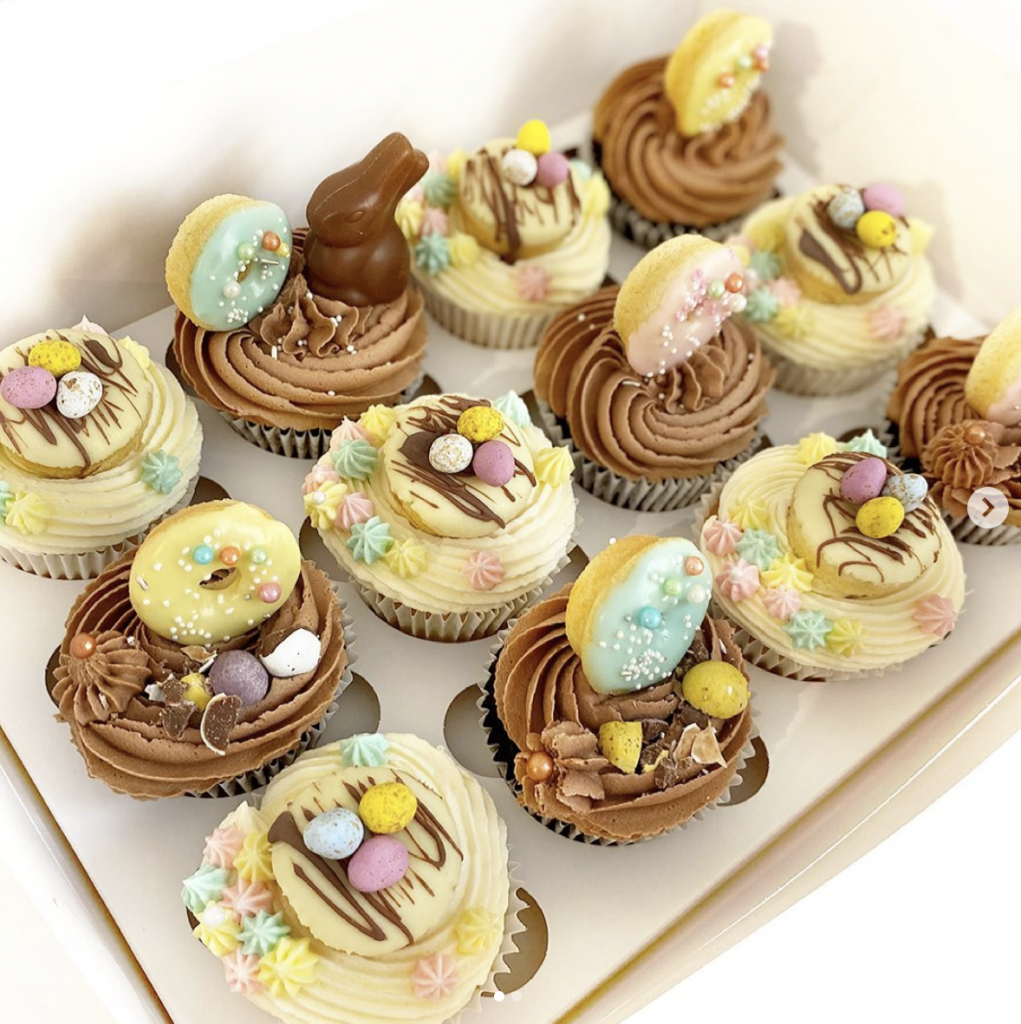 Ultimate Easter Cupcakes