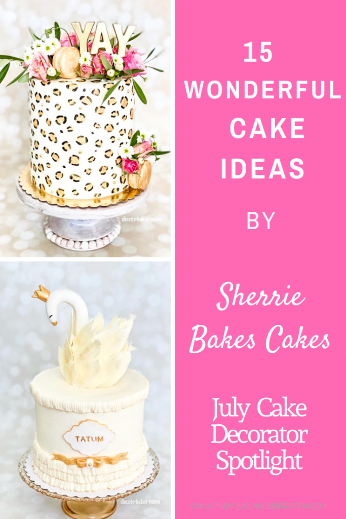 15 Wonderful Cake Ideas