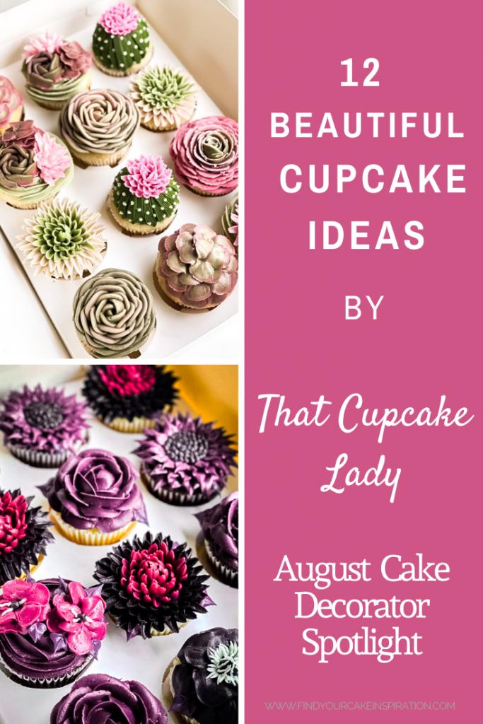 12 Beautiful Cupcake Ideas
