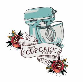 That Cupcake Lady Logo
